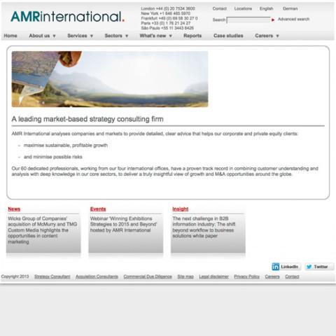 AMR International