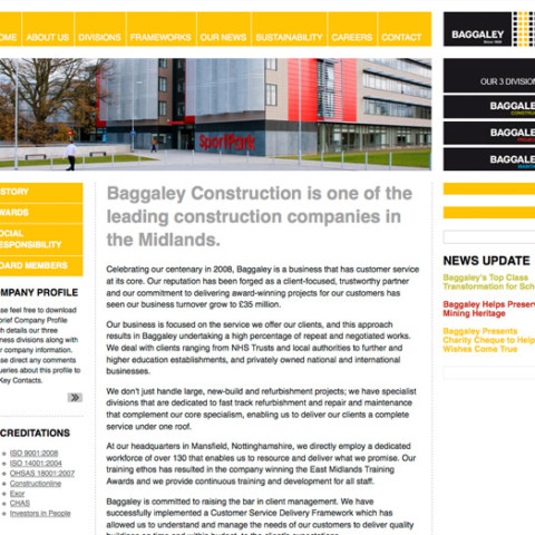 Baggaley Construction