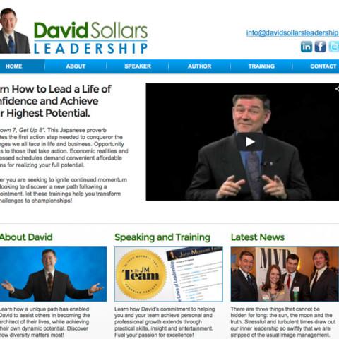 David Sollars Leadership