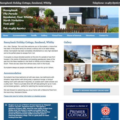 Sunnybank Holiday Cottage