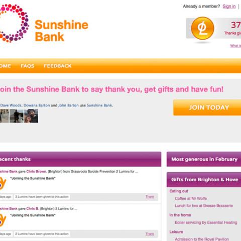 Sunshine Bank