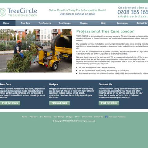 Tree Circle