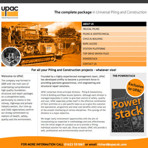 Universal Piling and Construction
